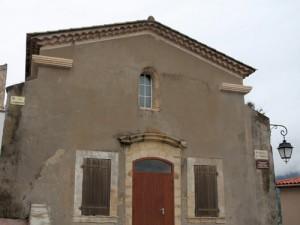 Ancienne chapelle Sainte Thérèse Cuers