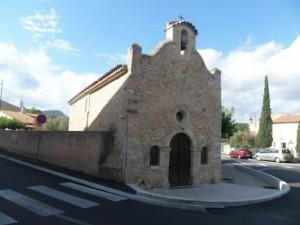 Chapelle Saint Roch Cuers 1