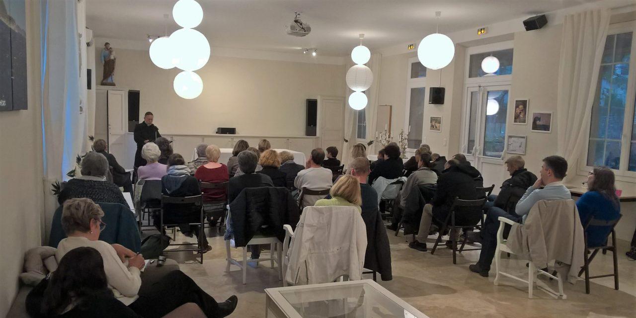Conférences de Carême 2019